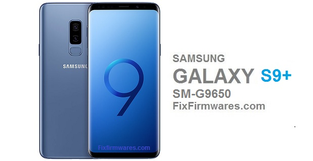Samsung Galaxy S9+ | SM-G9650- CF Auto Root - File