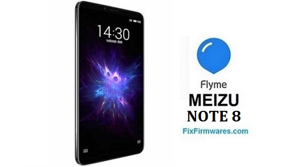 Meizu Note 8 Official Firmware Update Download| Fix-Firmwares