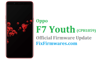 Oppo F7 Youth, CPH1859,