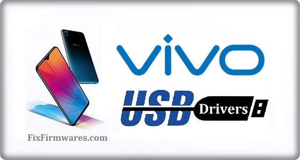 Vivo USB Drivers, Vivo USB Driver,