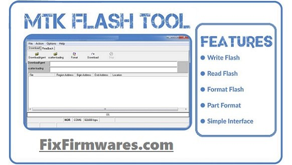 MTK Flash Tool