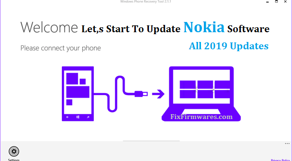 Nokia Software Recovery Tool | Nokia Phones Software Updater