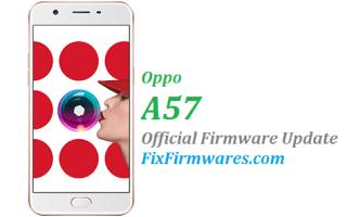 Oppo A57 Firmware, CPH1701EX,