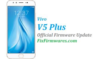 Vivo V5 Plus, PD1624F