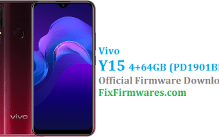 vivo firmware Archives - Fix Firmwares