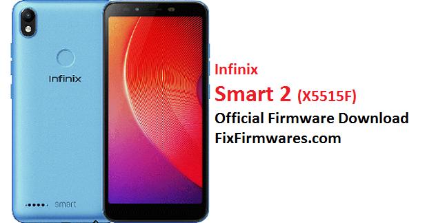 Infinix Smart 2, X5515F