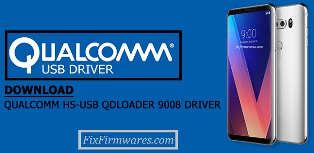 Qualcomm USB Driver 9008, USB Driver, USB Driver 9008,