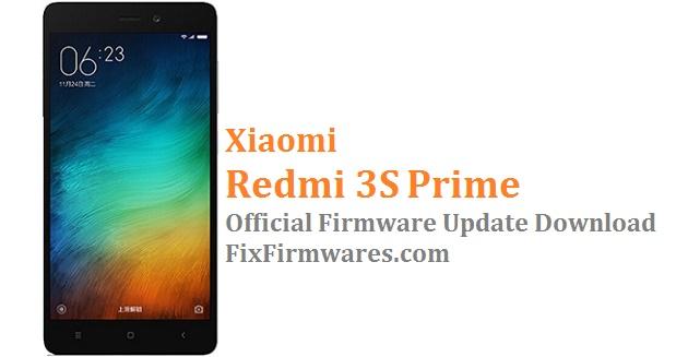Redmi 3s Prime