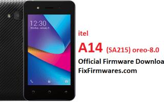 itel A14, SA215