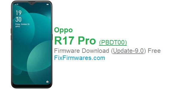 ppo R17 Pro ,PBDT00