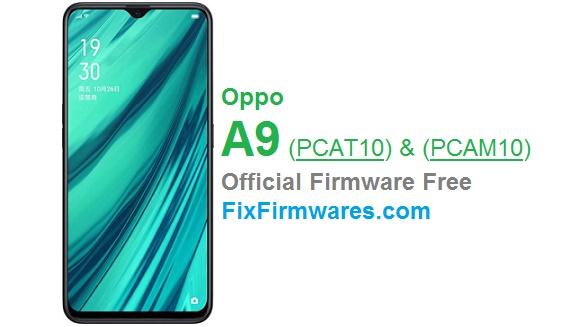 Oppo A9,PCAT10,PCAM10