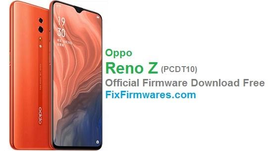 Oppo Reno Z,PCDT10