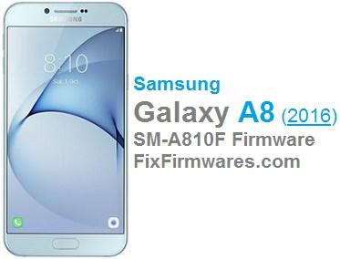 SM-A810F, Galaxy A8
