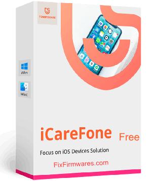 Tenoshare iCareFone Download