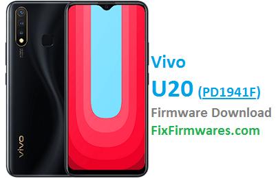 Vivo U20,PD1941F