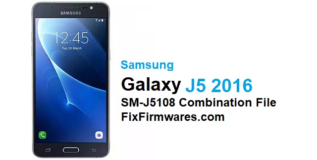 SM-J5108 combination File