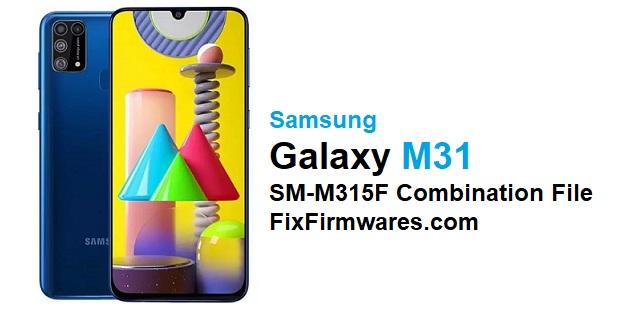 Samsung SM-M315F Combination File