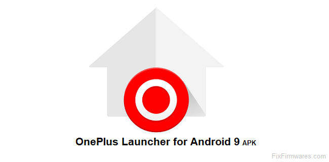 OnePlus Launcher for Android 9