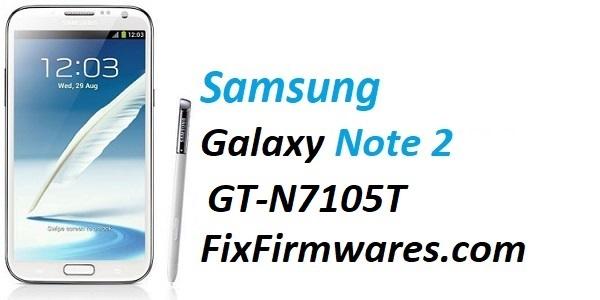 GT-N7105T