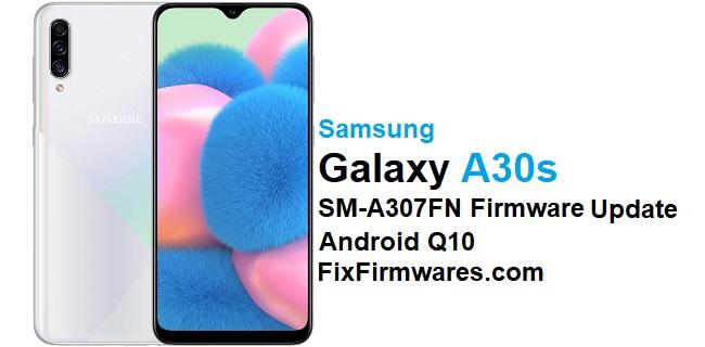 SM-A307FN Samsung Firmware