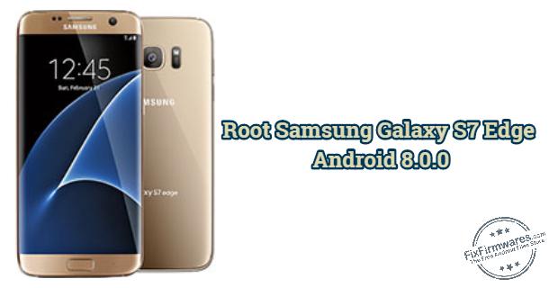 Root Samsung Galaxy S7 Edge