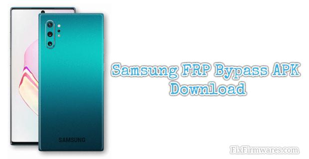 Samsung FRP Bypass APK Download