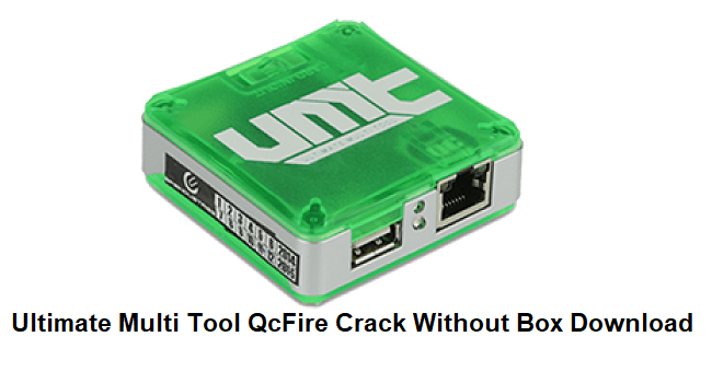 Ultimate Multi Tool QcFire Crack Without Box Download