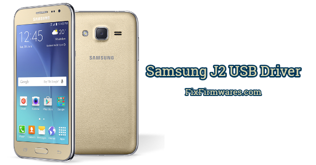 Samsung J2 Driver