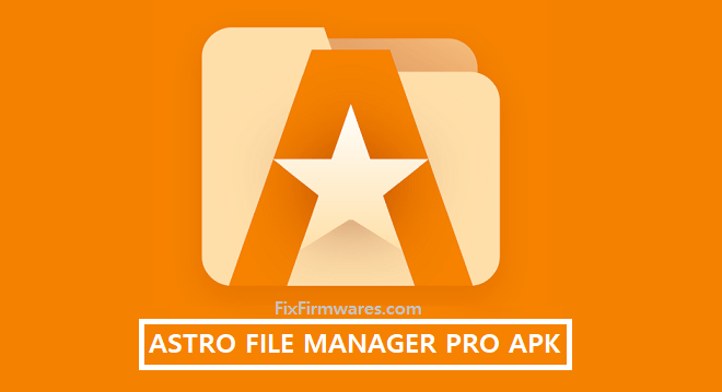 ASTRO File Manager APK