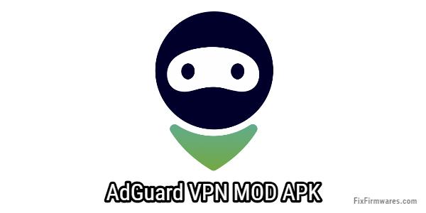 AdGuard VPN MOD APK Premium Unlocked