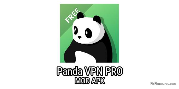 Panda VPN Pro APK MOD v5.5.2 Latest | Premium, Vip Unlocked, No Ads