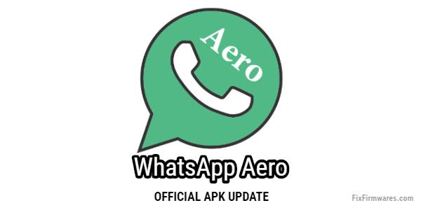 Whatsapp Aero Update Apk Download Latest Version 2021 Anti Ban