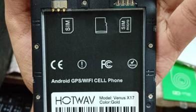 Hotwav Venus R10 Flash File Without Password (ALL VERSION) Free