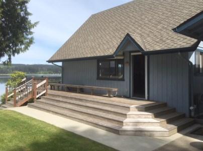 New Porch and Concrete