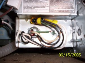 Home Electrical Question (Hardwired Dishwasher)  E46Fanatics