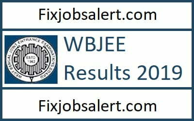 WBJEE Results 2019 @ wbjeeb.nic.in West Bengal Joint Entrance Examination Rank Card