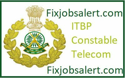 ITBP Constable Telecom Result 2019 @ itbpolice.nic.in Merit List