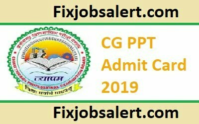 CG PPT Admit Card 2019 To Be Released Chhattisgarh Pre Polytechnic Test Hall Ticket @ cgvyapam.choice.gov.in