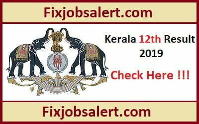 Kerala Plus Two Results 2019 @ keralaresults.nic.in Kerala DHSC 12th Result Name Wise
