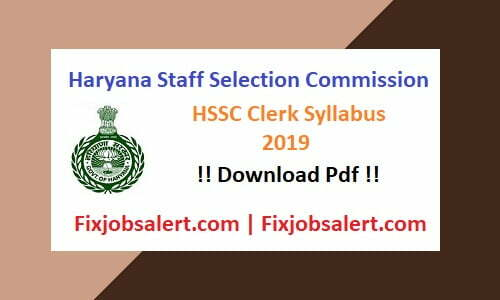 HSSC Clerk Previous Papers Download Haryana Clerk (Group C) Solved Question Paper Pdf