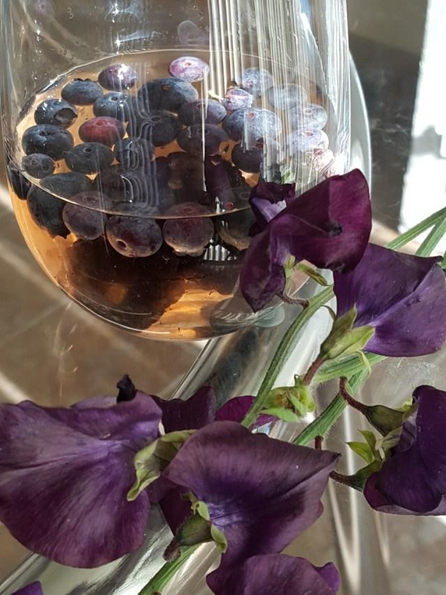 berry basil sangria 2