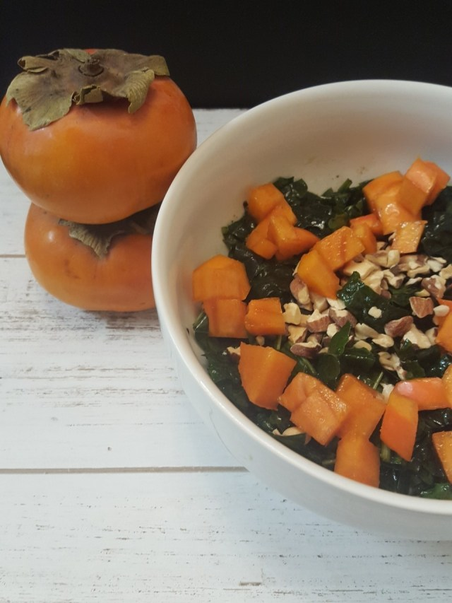 kale-persimmon-salad-with-stacked-persimmons
