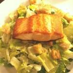 salmon-caesar