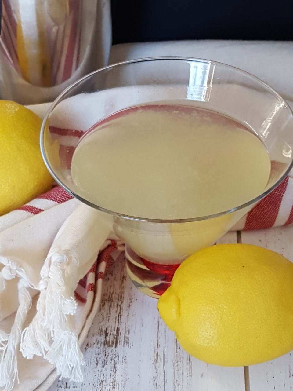 limoncello lemon drop