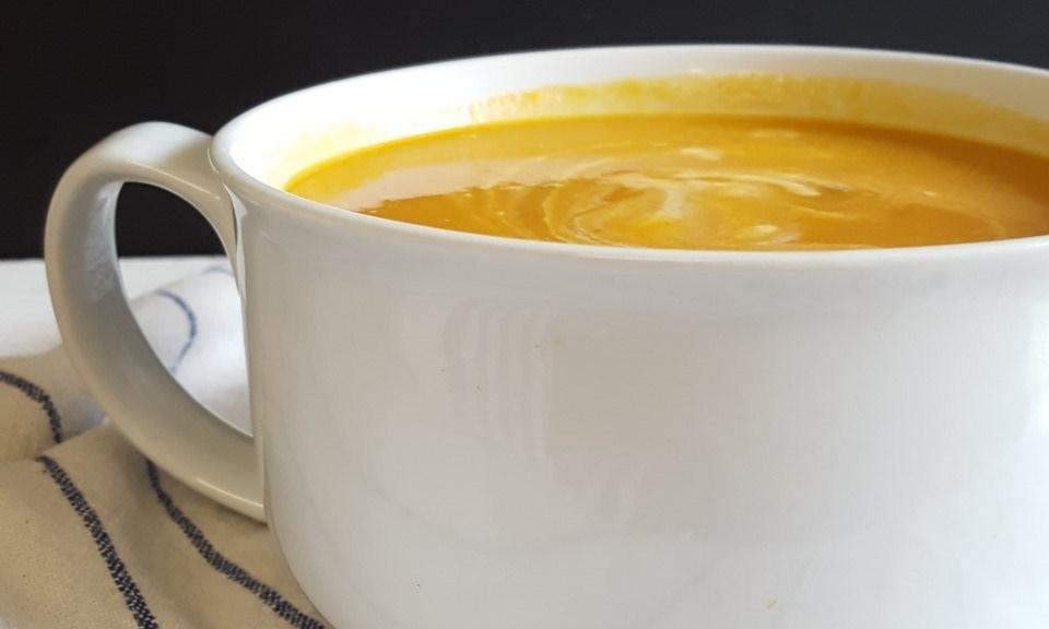 adobo sweet potato soup
