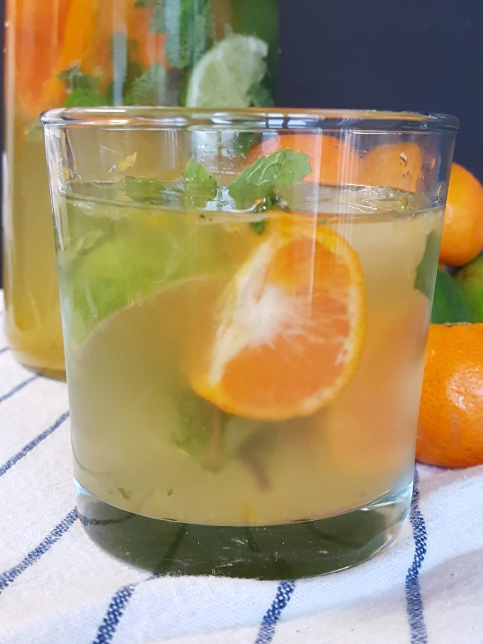 mandarin mojitos
