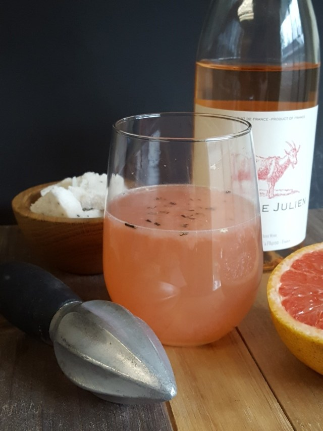 Grapefruit Rosé Kiss