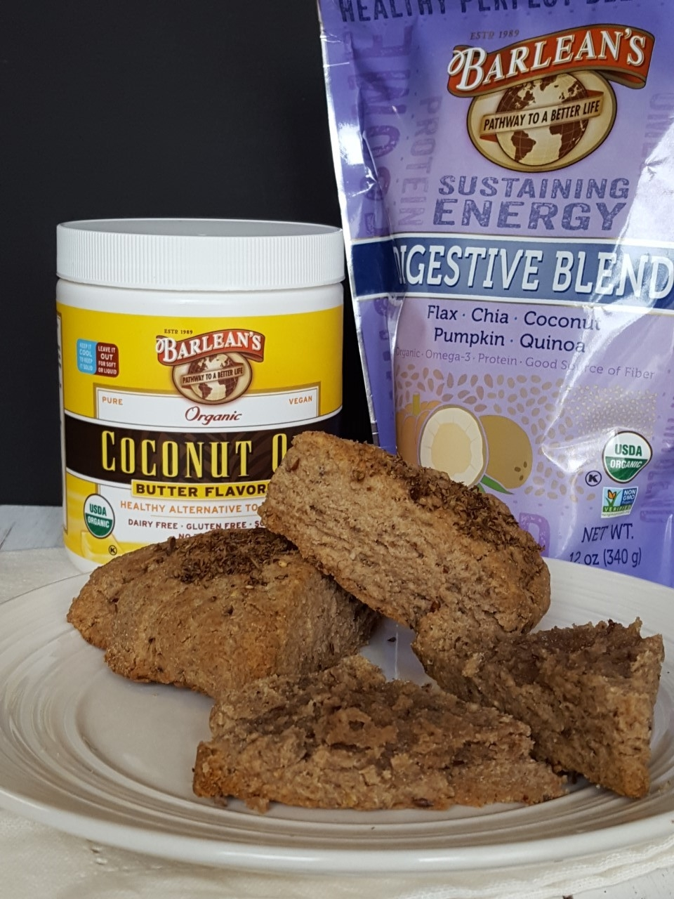 healthy whole grain scones