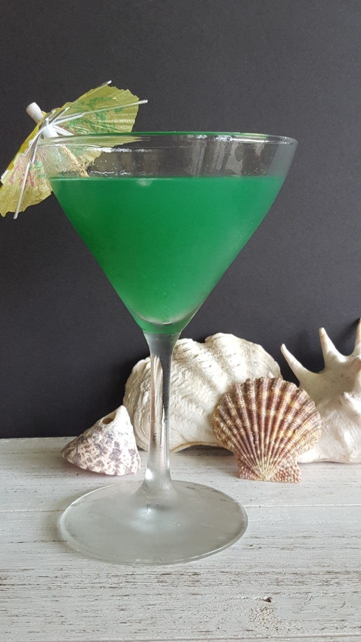 Vitamin Sea Martini