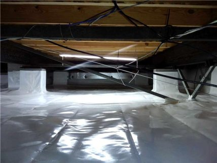 revamp your crawl space